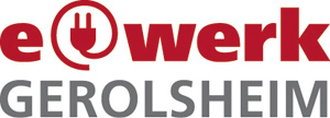 Logo E-Werk Gerolsheim